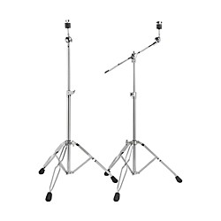 PDP 800 Series Boom/Straight Cymbal Stand Pair (PGCBS880-Kit)