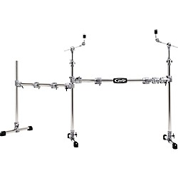 PDP Chrome Plated Main and Side Drum Rack Package (PDSRCOMBO1)
