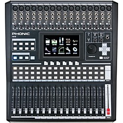 PHONIC IS16 Digital Mixer (USED004000 IS16)