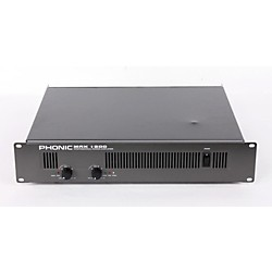 PHONIC MAX 1600 Power Amplifier (USED005015 MAX 1600)