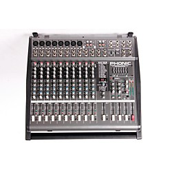 PHONIC Powerpod 1860 Plus Powered Mixer (USED005018 1860 POWERPOD)