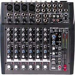 PHONIC Powerpod 820 Mixer (USED004000 820)