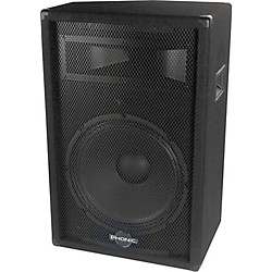 "PHONIC S715 15"" 2-Way PA Speaker Cabinet (USED004000 S715)"
