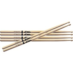 PROMARK 3-Pair American Hickory Drumsticks (TX2BN-3Pk)