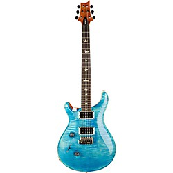 PRS Custom 24 Left Handed Electric Guitar (CLM4F-HSIBT_AQ_N9-9V)