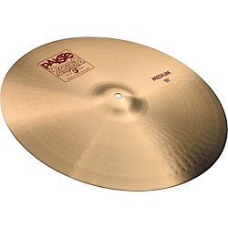 Paiste 2002 Medium Crash Cymbal (CY0001061516)