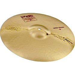 Paiste 2002 Wild Crash Cymbal (1067718)