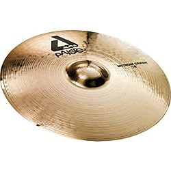 Paiste Alpha Medium Crash, Brilliant (881416)