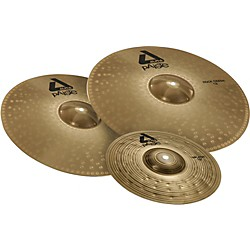 Paiste Alpha Rock Crash Cymbal Pack (A-ROCKCRASH-CP)