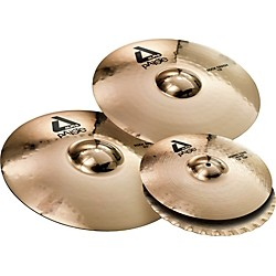 Paiste Alpha Rock Cymbal Pack (A-ROCK-CP)