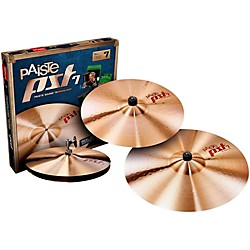Paiste PST 7 Heavy/Rock Set (170RSET)
