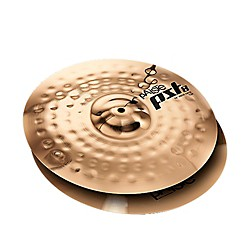 Paiste PST 8 Reflector Rock Hi-Hats (1803414)