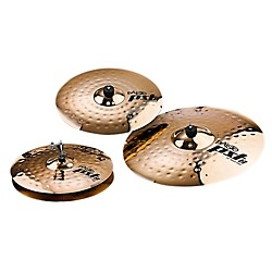 Paiste PST 8 Reflector Rock Set (180RSET)