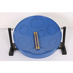 Panyard Jumbie Jam Educator's Steel Drum 4-Pack with Floor Stands (USED005001 W1090)