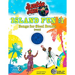 Panyard Jumbie Jam Island Fun #1 Song Book (W5513)
