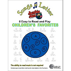 Panyard Jumbie Jam Songs by Letter Song Book - Childrens (W5514)