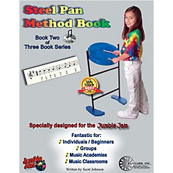 Panyard Jumbie Jam Steel Pan Method Book 2 (W5523)