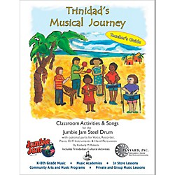 Panyard Trinidad's Musical Journey for Jumbie Jam - Teacher's Guide (W5503)