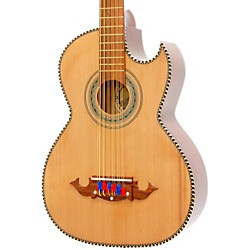 Paracho Elite Guitars Victoria-P 12 String Acoustic-Electric Bajo Sexto (Victoria-P)