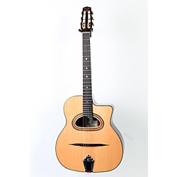 Paris Swing Model 42 D-Hole Gypsy Jazz Acoustic Guitar (USED005001 GG-42)