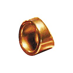 "Peaceland Guitar Ring 3/4"" Brass Guitar Ring Slide (B2110KR)"
