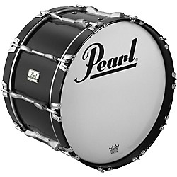 Pearl Championship ArticuLite Series Indoor Marching Bass Drum (PSBD-261246)