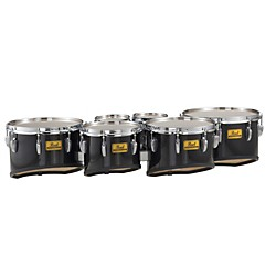 Pearl Championship Shallow Cut Marching Sextet Tom Set 6, 6, 10, 12, 13, 14 (PSMT-660234N/A33)
