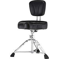 Pearl D2500 Drum Throne with Backrest (D2500BR)