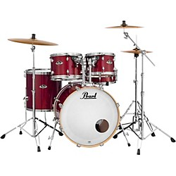 Pearl Export EXL Standard 5-Piece Drumset with Hardware (EXL725SP/C246)
