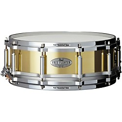 Pearl Free Floating Brass Snare Drum (FTBR1450)