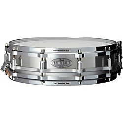 Pearl Free Floating Stainless Steel Snare Drum (FTSS1435)