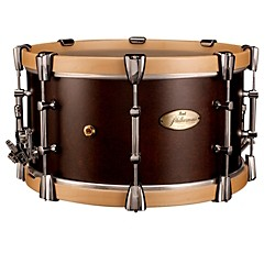 "Pearl Philharmonic African Mahogany Snare w/ Maple Hoops 15x8"" (PHX1580210)"