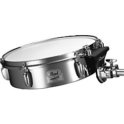Pearl Primero Steel Timbale with Tom Mount (PTE313I)