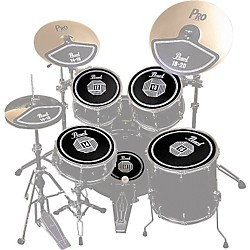 Pearl RP50 Rubber Disk Set (RP50)