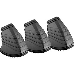Pearl Rubber Feet for Double-Braced Snare Stands and Thrones (3 Pack) (R20/3)