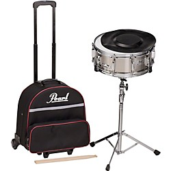 Pearl SK-900C Snare Drum Kit & Case with Wheels (SK-900C)