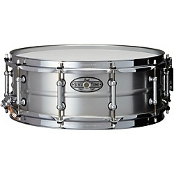 Pearl Sensitone Beaded Seamless Aluminum Snare Drum (STA1450AL)
