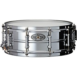 Pearl Sensitone Beaded Steel Snare Drum (STA1450S)