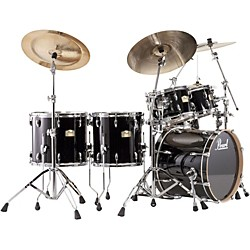 "Pearl Session Studio Classic 4-Piece Shell Pack with 24"" Kick and Free 14 Inch Floor Tom (SSC944XUP/C103)"