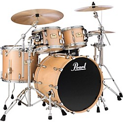 Pearl Session Studio Classic 4 Piece Shell Pack with Free 14 Inch Floor Tom (SSC924XUP/C151-KIT)