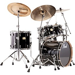 Pearl Session Studio Classic 4 Piece Shell Pack with Free 14 Inch Floor Tom (SSC924XUP/C103 Kit)