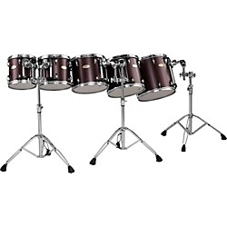 Pearl Symphonic Series DoubleHeaded Concert Tom Concert Drums (PTM0808D201)