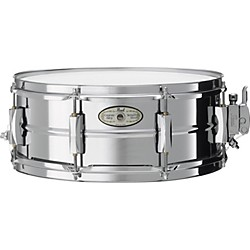 Pearl Vision SensiTone Steel Snare Drum (SS-1455S/C)