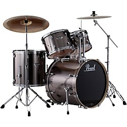 Pearl ePRO Powered by Export Acoustic Electric Standard Drumset (EXX725P/C21-EPADRBMP)