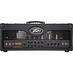 Peavey 3120 120W Tube Guitar Amp Head (3587590)