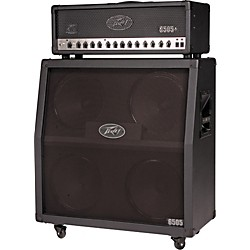 Peavey 6505 Plus and 4x12 Half Stack (575680-575700)