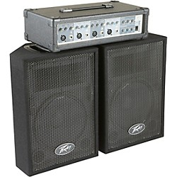 Peavey Audio Performer Pack Portable PA (Audio Performer Pk)