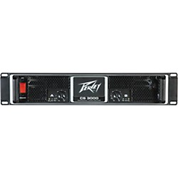 Peavey CS 3000 Power Amplifier (511050)