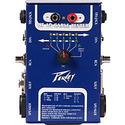 Peavey CT-10 Cable Tester (00563070)