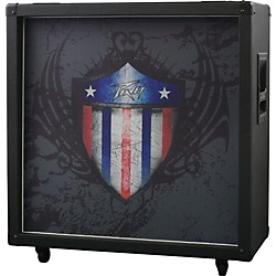 Peavey Limited Edition Patriotic 4x12 Guitar Speaker Cabinet (03602500)